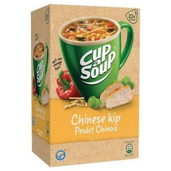 Cup-a-soup Chinese kip