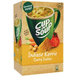 Cup-a-soup Kerrie