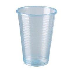 Bekers plastic transparant
